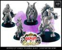 EC3D Designs Beast & Baddies Kickstarter13