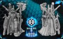 Heresy Lab HeresyLab•Heresy Girls 3.0•Beyond Good & Evil Resin & STL Kickstarter 5