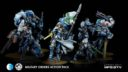 Infinity Military Orders Action Pack 1