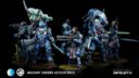 Infinity Military Orders Action Pack 12