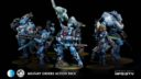 Infinity Military Orders Action Pack 13