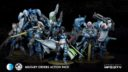 Infinity Military Orders Action Pack 14