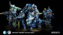 Infinity Military Orders Action Pack 15