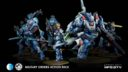 Infinity Military Orders Action Pack 16