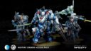 Infinity Military Orders Action Pack 17