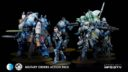 Infinity Military Orders Action Pack 18