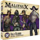 Malifaux Half Bloods 1