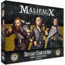 Malifaux Outcast Starter Box 1