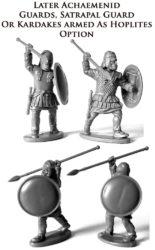 Victrix Persian Armoured Spearman2