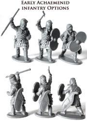 Victrix Persian Armoured Spearman3