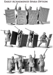 Victrix Persian Armoured Spearman4