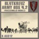 Warfactory BLUTKREUZ ARMY BOX II KIT