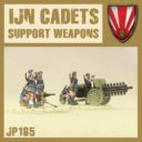 Warfactory IJN CADETS SUPPORT WEAPONS 1