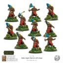 Warlord Games Mythic Americas Eagle Warrior Slingers 1