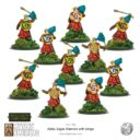 Warlord Games Mythic Americas Eagle Warrior Slingers 2