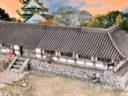 3DAlienWorlds Samurai Temple Walls 1