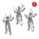 "Artel ""W"" Miniatures Neue Artworks 02"