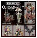 Games Workshop Warhammer Quest Die Verfluchte Stadt 9