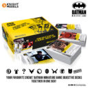 Knight Models Batman The Miniature Game Kartensets