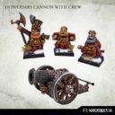 Kromlech Hospodars Cannon With Crew 5