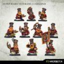 Kromlech Hospodars Veterans Command 3