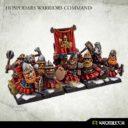 Kromlech Hospodars Warriors Command 2
