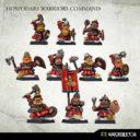 Kromlech Hospodars Warriors Command 3