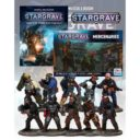 MC Stargrave Rulebook And Mercenaries