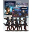 MC Stargrave Rulebook And Troopers