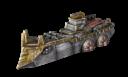 MG Mantic Armada Dwarf Dreadnought 2