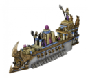 MG Mantic Armada Empire Of Dust Monolith 2
