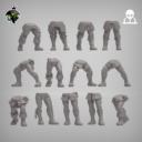Reptilian Overlords Mercenaries And Militia STL Expansion Set 7