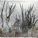 Tabletop World's Graveyard 21
