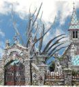 Tabletop World's Graveyard 45