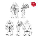 "Artel ""W"" Miniatures Neue Previews 07"