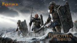FF Fire Forge Stone Realm Kickstarter 1
