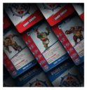 Games Workshop Blood Bowl Chaos Chosen Team Card Pack (Englisch) 2