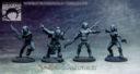 ST Stronghold Terrain Space Men (4) 2