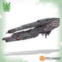TTC Dropfleet Schlachtkreuzer Preview 1