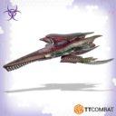 TTC Dropfleet Schlachtkreuzer Preview 10