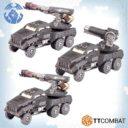 TTC Kalium AA Gun Wagons 1