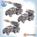 TTC Kalium Storm Artillery Wagons 1