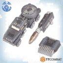 TTC Kalium Storm Artillery Wagons 2