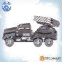 TTC Kalium Storm Artillery Wagons 4