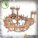 TTCombat Space Elf Stronghold 1