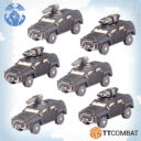 TTCombat DZC AA Gun Technicals Group