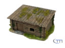 Tabletop Modellbau Holzhütte 1