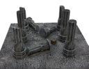 Tabletop Modellbau Säulen 3 Stück 2