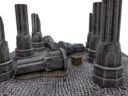 Tabletop Modellbau Säulen 3 Stück 4