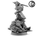Wargame Exclusive IMPERIAL STEEL COMMISSAR 2